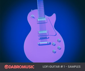 Loopmasters 70dm dabromusic lofi guitar samples 300x250