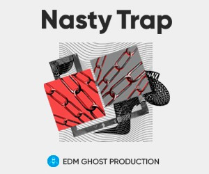 Loopmasters nasty trap sample pack edm ghost production loopcloud