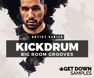 Loopmasters getdown artistseries16 kd bg