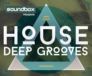 Loopmasters 300 x 250 house deep grooves