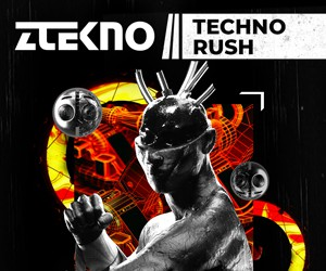 Loopmasters ztekno techno rush underground techno royalty free sounds ztekno samples royalty free 300x250