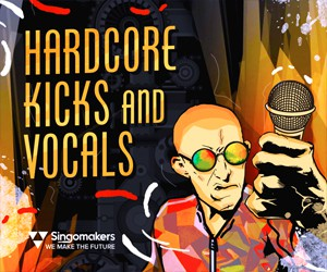 Loopmasters singomakers hardcore kicks and vocals 300 250