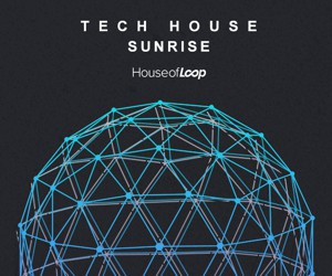 Loopmasters tech house sunrise 300x250