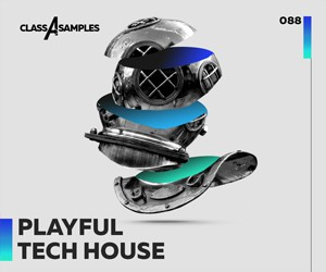 Loopmasters class a samples playful tech house 300 250