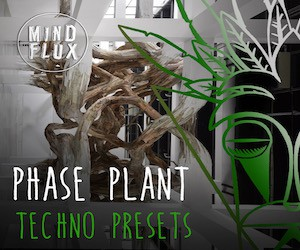 Loopmasters mind flux   phase planet techno presets 300x250