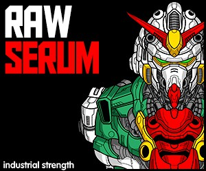 Loopmasters 5 raw serum rawstyle  hardstyle  hardcore  main stream  up tempo  screeches  squeals  leads  kick drums  and fx 300 x 250