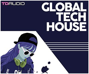 Loopmasters 5 global tech house 300 x 250