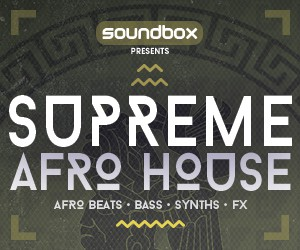 Loopmasters 300 x 250 supreme afro house