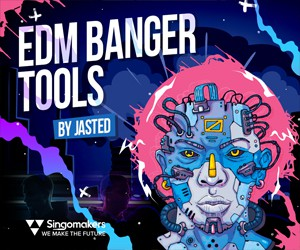 Loopmasters singomakers edm banger tools by jasted 300 250