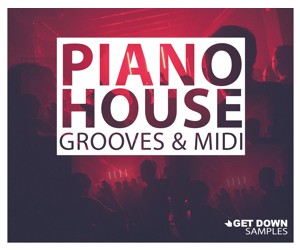 Loopmasters piano house vol 1