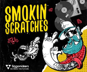 Loopmasters singomakers smokin scratches 300 250