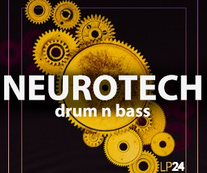 Loopmasters lp24   neurotech drum n bass v4 300x250