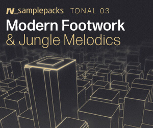 Loopmasters rv tonal 03 modern footwork   jungle melodics 300x250