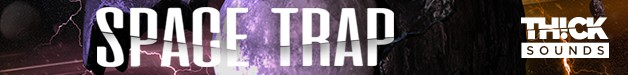Loopmasters spacetrap 628x75px