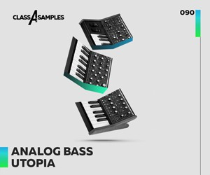 Loopmasters class a samples analog bass utopia 300 250