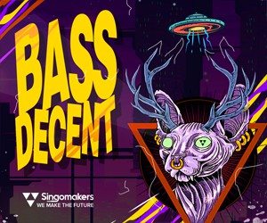 Loopmasters singomakers bass decent 300 250