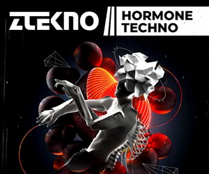 Loopmasters ztekno hormone techno underground techno royalty free sounds ztekno samples royalty free 300x250