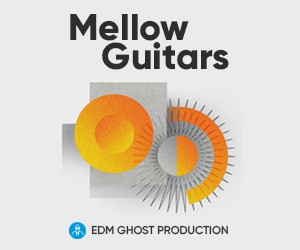 Loopmasters mellow guitars sample pack edm ghost production loopmasters
