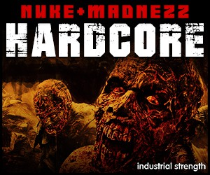 Loopmasters 5 nuke madnezz hardcore uptempo frenchcore hard dance gabber fx kick drums cubase loops muisc industrial break core crossbreed 300 x 250