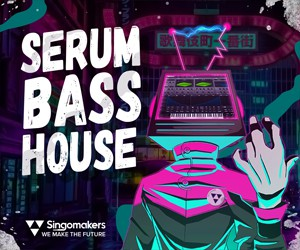 Loopmasters singomakers serum bass house 300 250