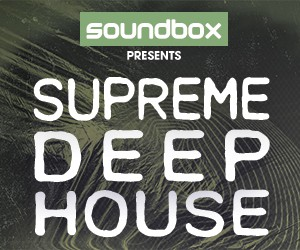 Loopmasters 300 x 250 supreme deep house