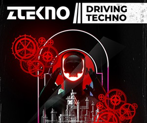 Loopmasters ztekno driving techno underground techno royalty free sounds ztekno samples royalty free 300x250