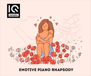 Loopmasters iq samples emotive piano rhapsody 300 250