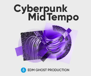 Loopmasters cyberpunk mid tempo sample pack edm ghost production loopmasters