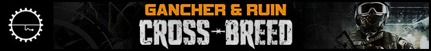 Loopmasters 7 gancher and ruin crossbreed hardcore drum n bass industrial hardstep dnb acid drums bass leads fx tekstep 628 x 75