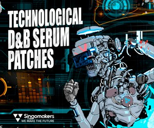 Loopmasters singomakers technological d b serum patches 300 250