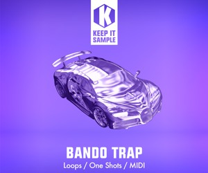 Loopmasters keep it sample   bando trap artwork 300x250