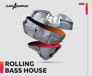 Loopmasters class a samples rolling bass house 300 250