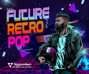 Loopmasters singomakers future retro pop 300 250