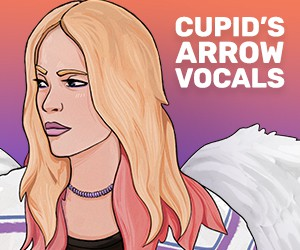 Loopmasters vocal roads   cupids arrow vocals 300x250