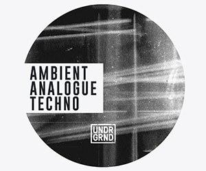 Loopmasters ambient analogue techno 300x250