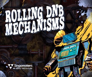 Loopmasters singomakers rolling dnb mechanisms 300 250
