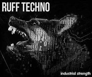 Loopmasters 5 ruff techno ebm industrial hard techno loops drums 300 x 250