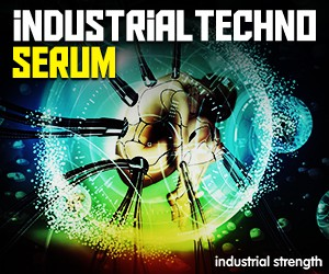 Loopmasters 5 industrial techno serum industrial ebm hard techno synths presets 300 x 250