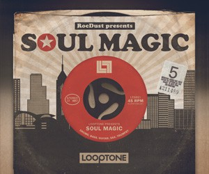 Loopmasters looptone soul magic 300x250