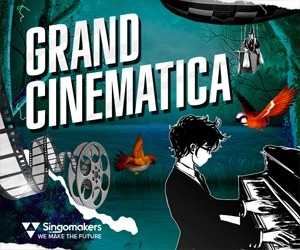 Loopmasters singomakers grand cinematica 300 250