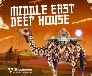 Loopmasters singomakers middle east  deep house 300 250