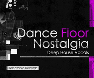 Loopmasters dance floor nostalgia delectable records 300