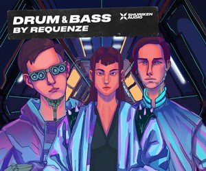 Loopmasters drum   bass by requenze 300x250