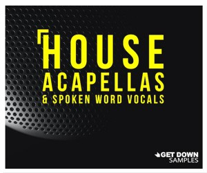 Loopmasters house acapella vol 1