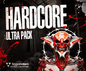 Loopmasters singomakers hardcore ultra pack 300 250