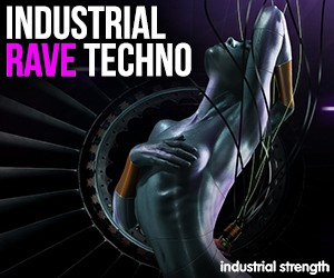 Loopmasters 55 isr industrial rave techno 300 x 250