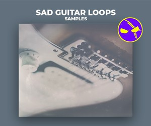 Loopmasters 80dm sad guitar loops 300x250