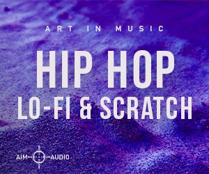 Loopmasters hip hop lofi and scratch 300x250