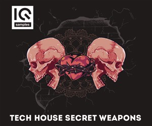 Loopmasters iq samples tech house secret weapons 300 250