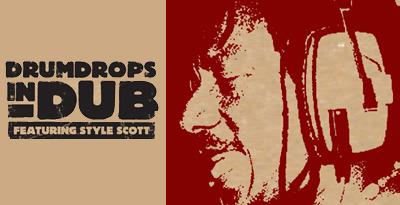 Drum Drops In Dub Vol  1